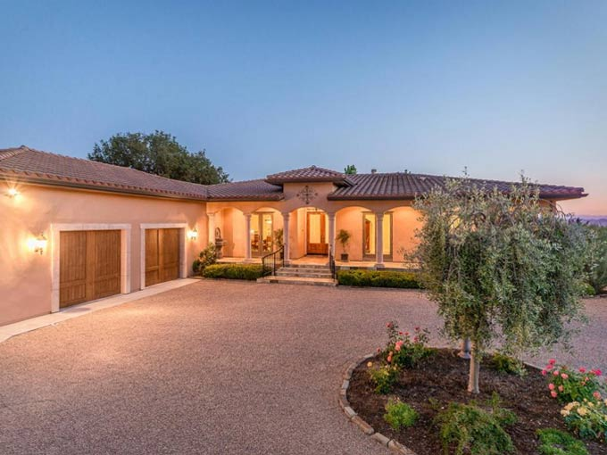 Templeton Luxury Home and Vineyard For Sale - Westside Paso Robles AVA - Wine Country