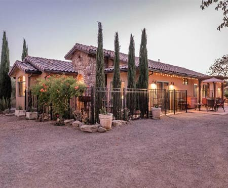Creston Ranch For Sale - Luxury Home & Land - Paso Robles Wine Country Real Estate