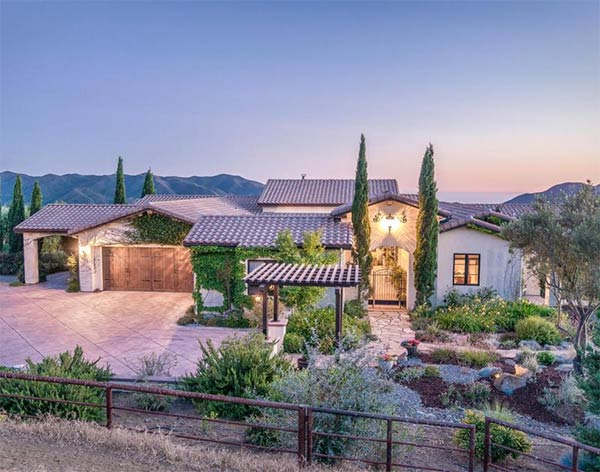 Coastal Ranch For Sale - Central Coast Wine Country - Westside Atascadero